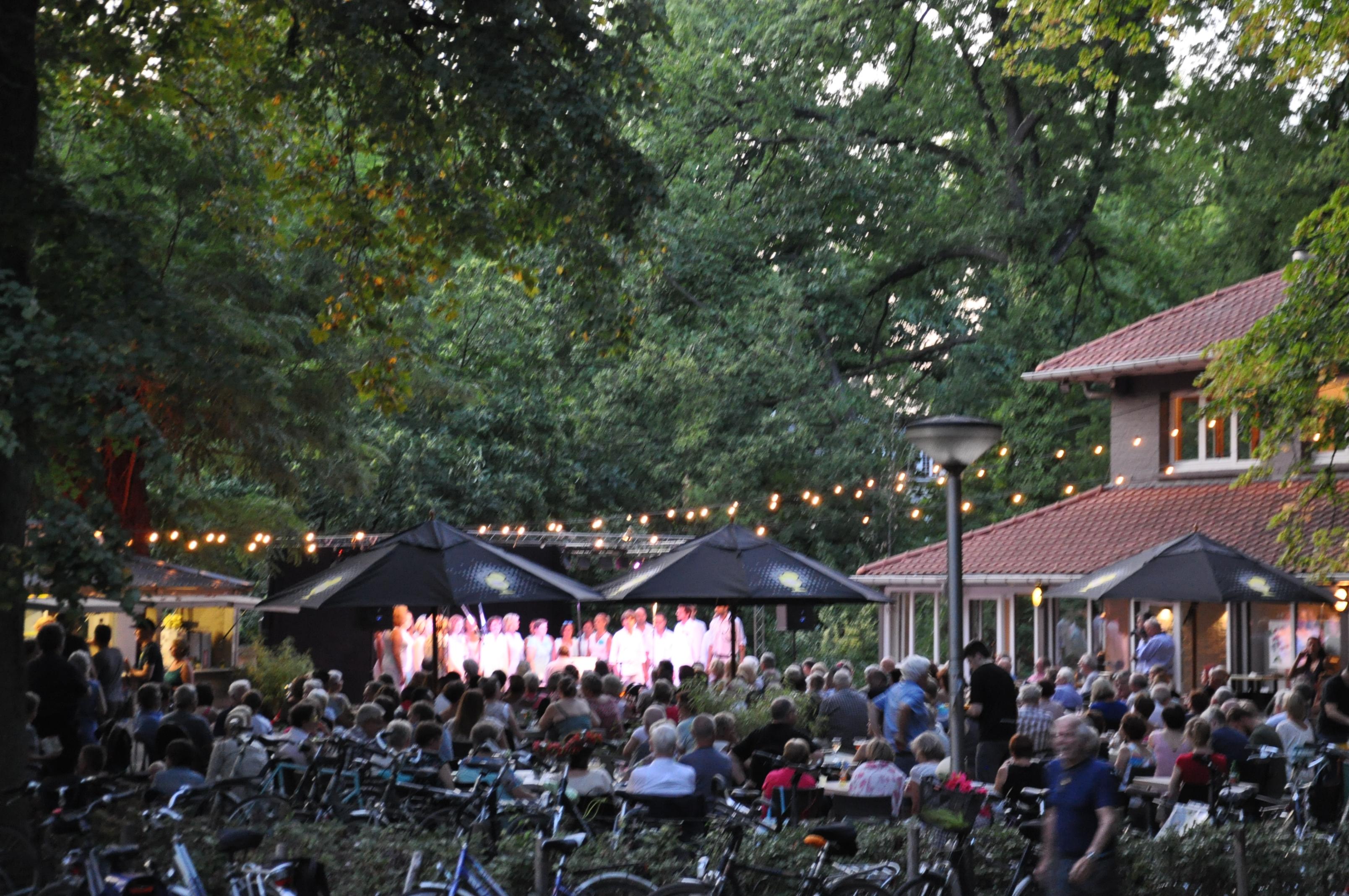 Gratis openlucht concerten @The Park Boekenbergpark