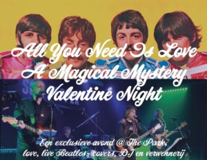 All You Need is love Night @The Park