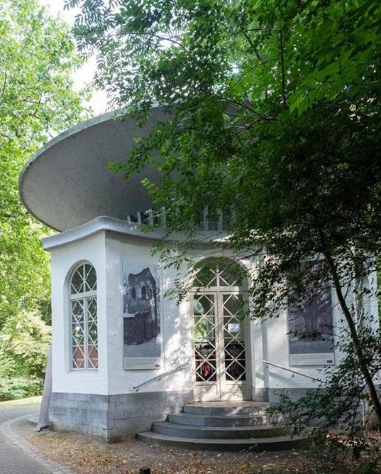 Bedrijfsverhuur Chinese pagode @The Park
