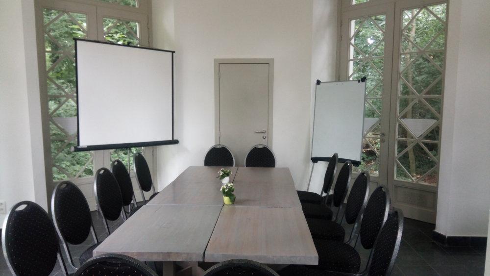 vergadering @The Park Boekenbergpark