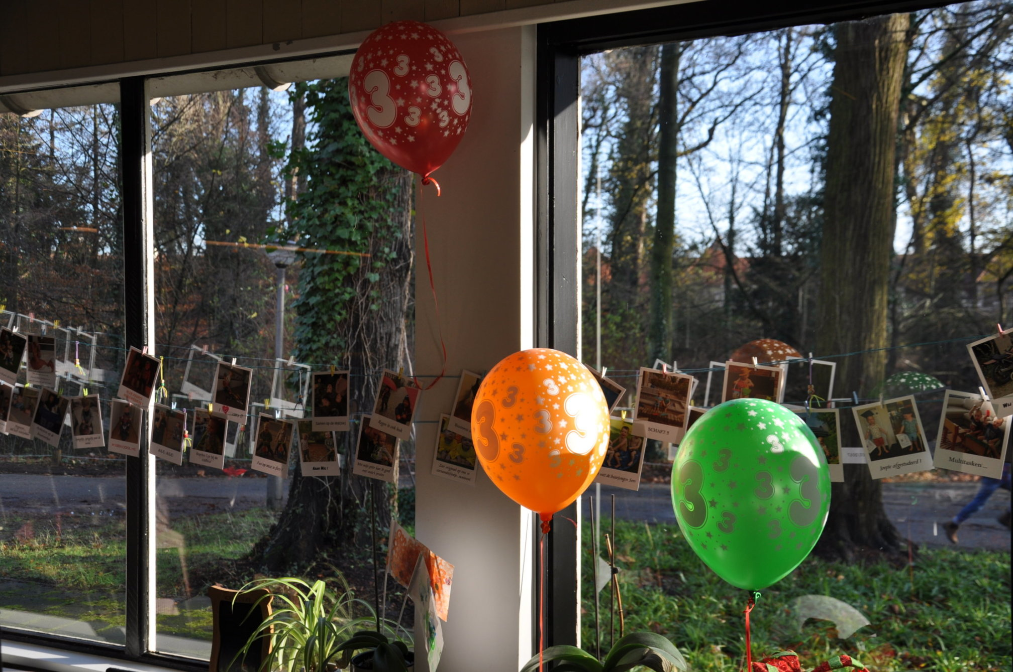 verjaardagsfeestje @The Park Boekenbergpark