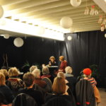 Auteur lezing in zaal Magnolia @The Park