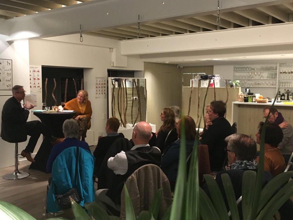 schrijvers@The Park Boekenbergpark Koen Peeters