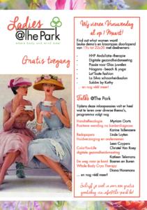 Vrouwendag @The Park Boekenbergpark