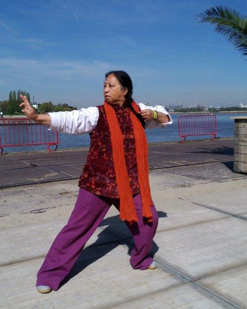 Mei Lan Qi Gong @The Park Boekenbergpark