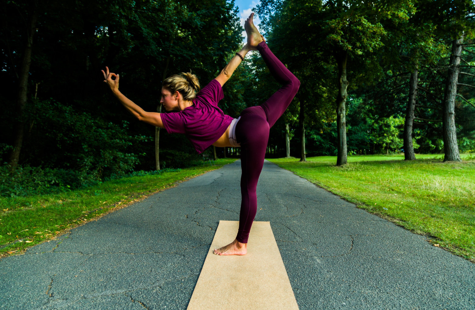 Hatha Flow Yoga @The Park Boekenbergpark