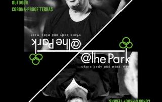 Stijn Meuris try out @The Park Boekenbergpark