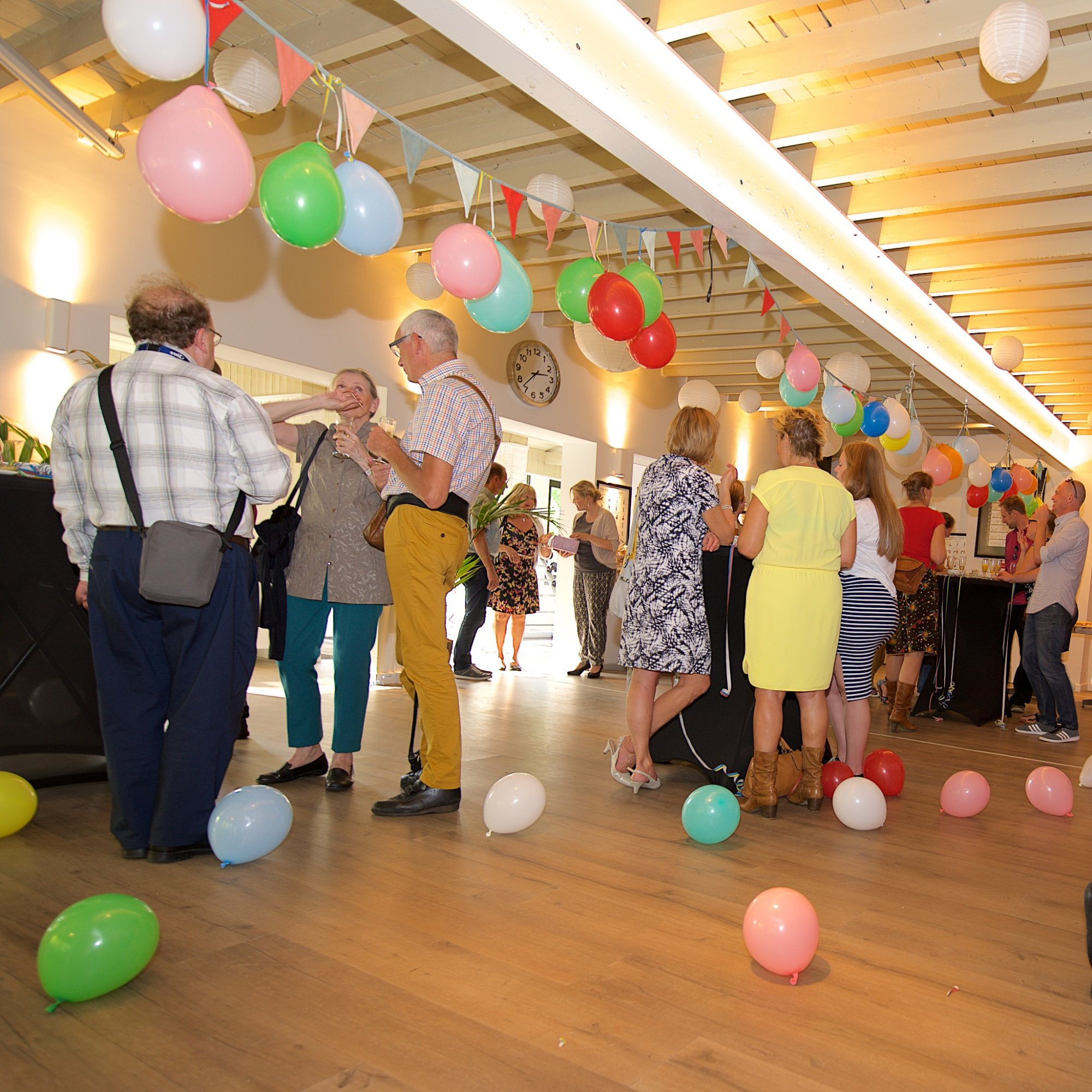 Feestje vieren @The Park Boekenbergpark