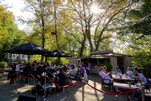 Terras in Boekenbergpark @The Park