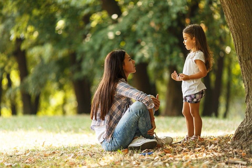 Bewust opvoeden workshop voor ouders @The Park Boekenbergpark