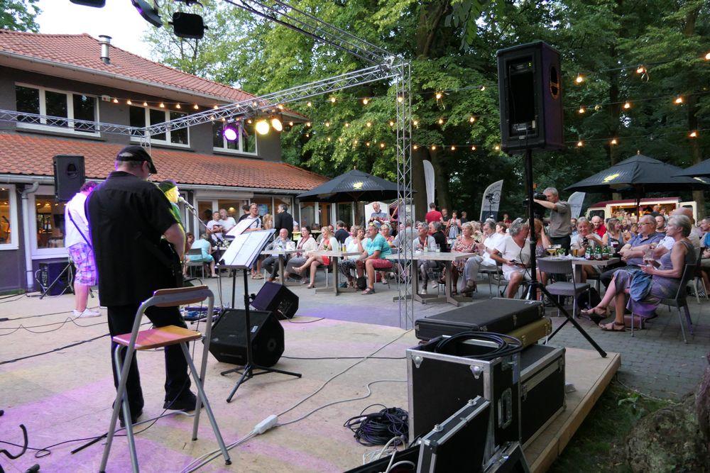 Gratis openlucht concert @The Park