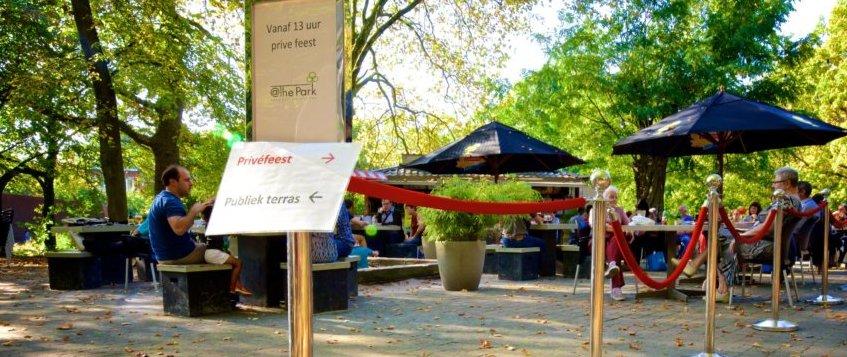 Zaal verhuur aan bedrijven @ The Park Boekenbergpark