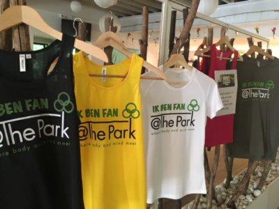 T-shirts Fan@TP Boekenbergpark