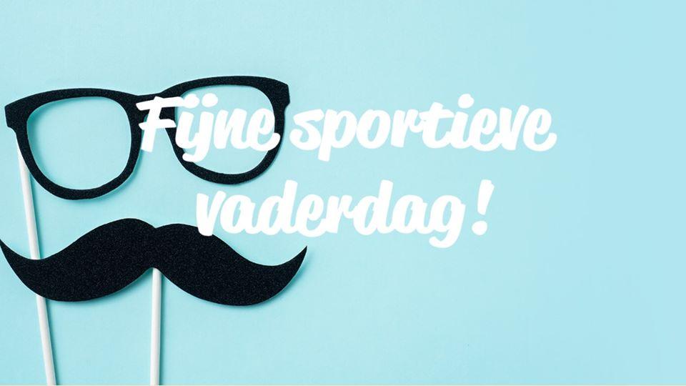 Gratis sportbeurt voor vaderdag @The Park Boekenbergpark