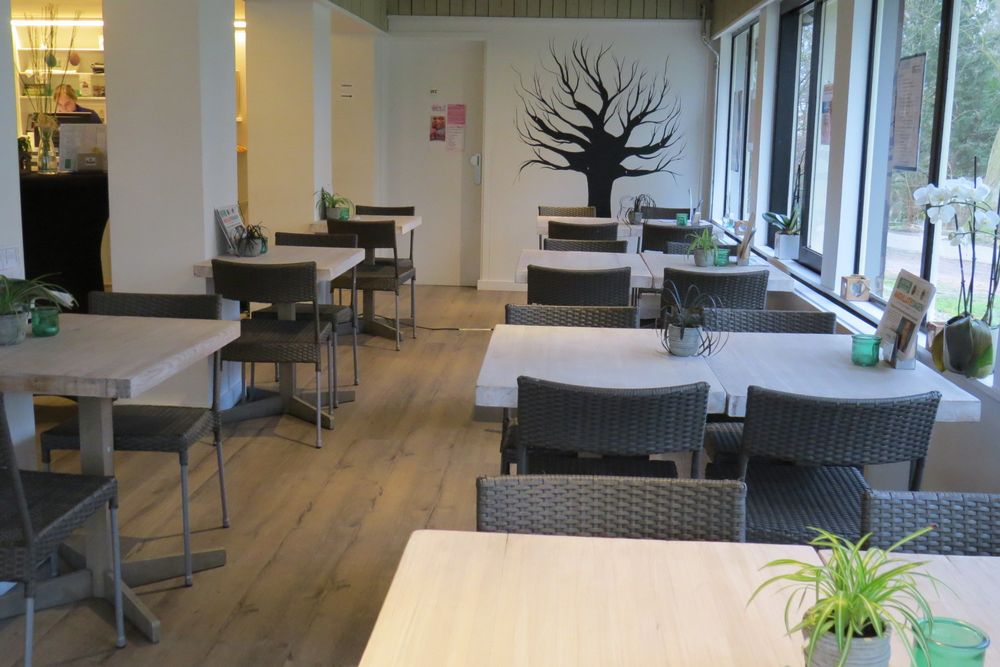 @The Park Boekenbergpark cafetaria