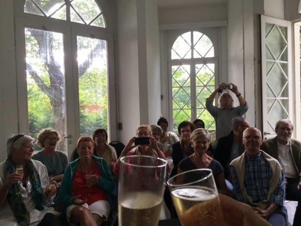 publiek Schrijvers @The Park Boekenbergpark