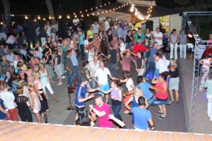 gratis salsa event @The Park Boekenbergpark