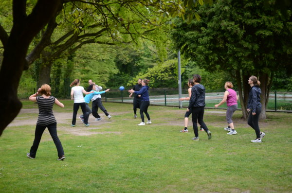 teambuilding @The Park Boekenbergpark