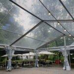 overdekte corona proof sportterras en cafe