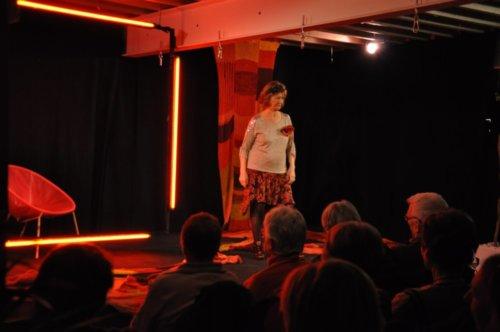 theatervoorstelling @the park Boekenbergpark