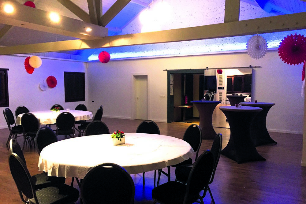 Event locatie en feestzaal @The Park Boekenbergpark
