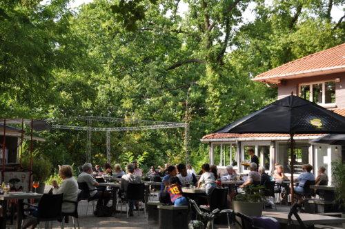 zomerterras @The Park Boekenbergpark